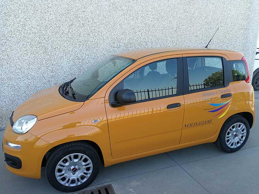 Noleggio veicoli Cuneo
